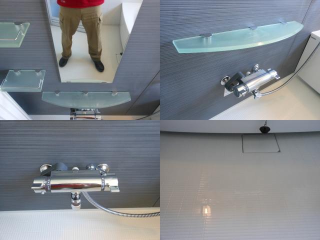 福岡市早良区浴室クリーニング