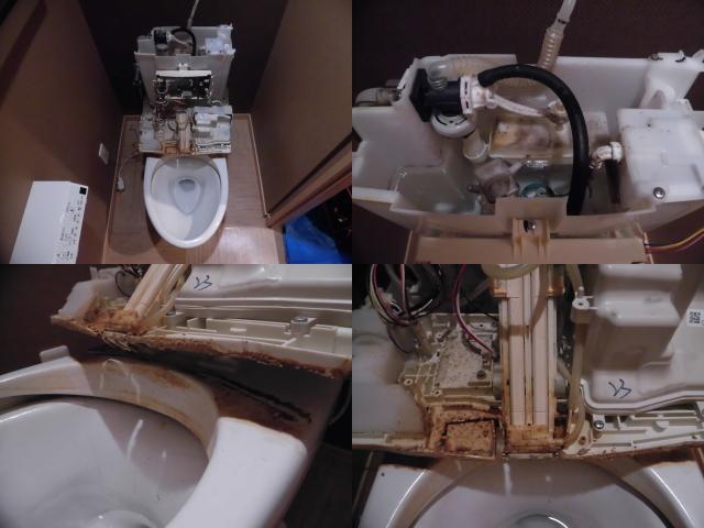福岡市早良区トイレクリーニング