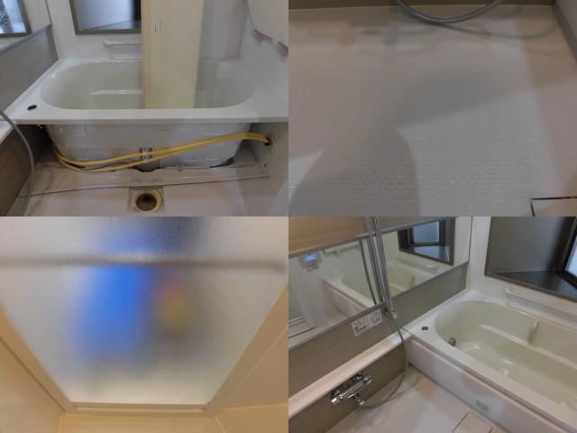 浴室酸性洗剤の効果