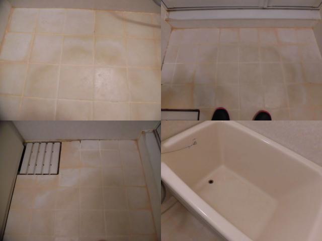 浴室クリーニング福岡市南区