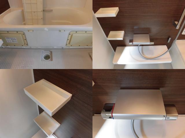 戸建ての浴室クリーニング