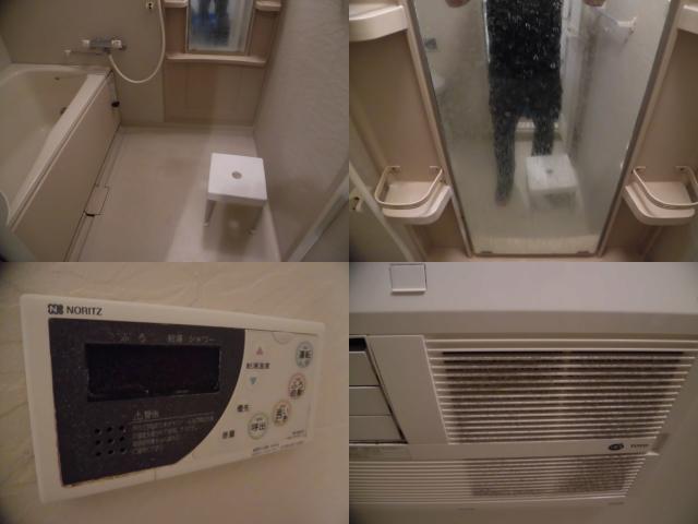 福岡市城南区浴室クリーニング