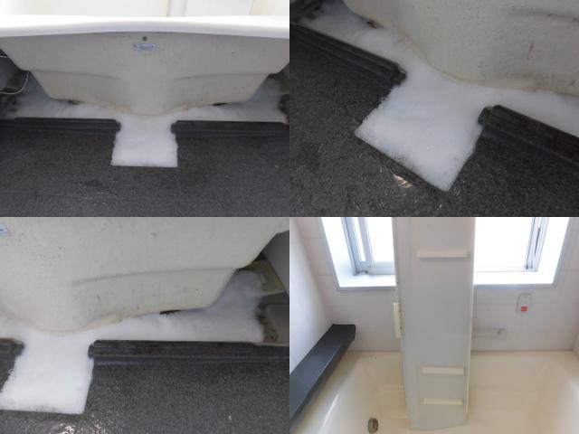 福岡市早良区西新浴室クリーニング