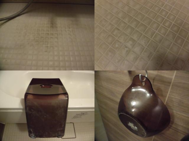 サニタリーセットの浴室
