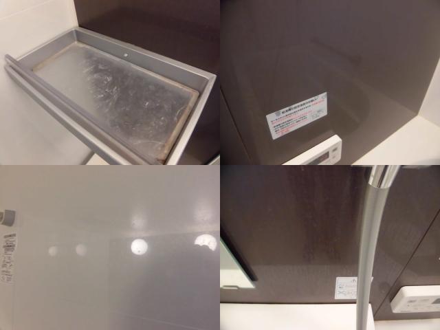 博多区博多駅前で浴室クリーニング