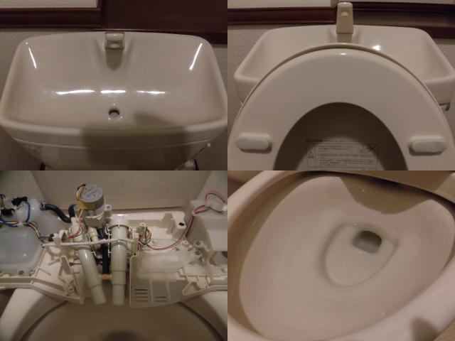 福岡市城南区鳥飼で浴室とトイレのクリーニング